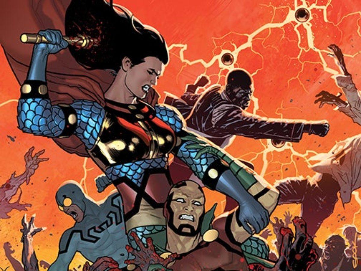 WILDCATS #1 PRESALE DC Comics 2019
