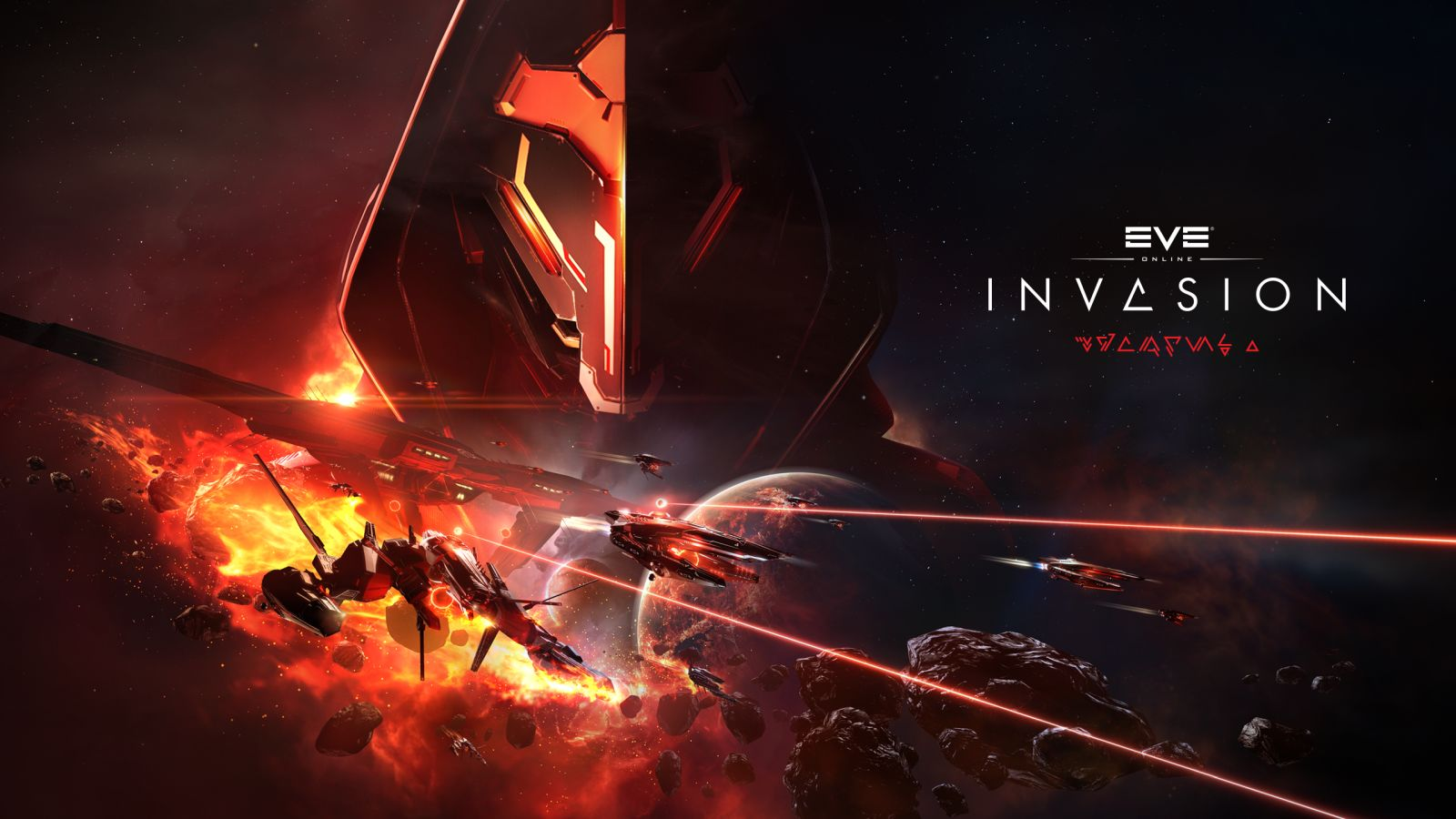 """EVE Online"" Players Taken Off-Guard By Surprise Alien Attack"