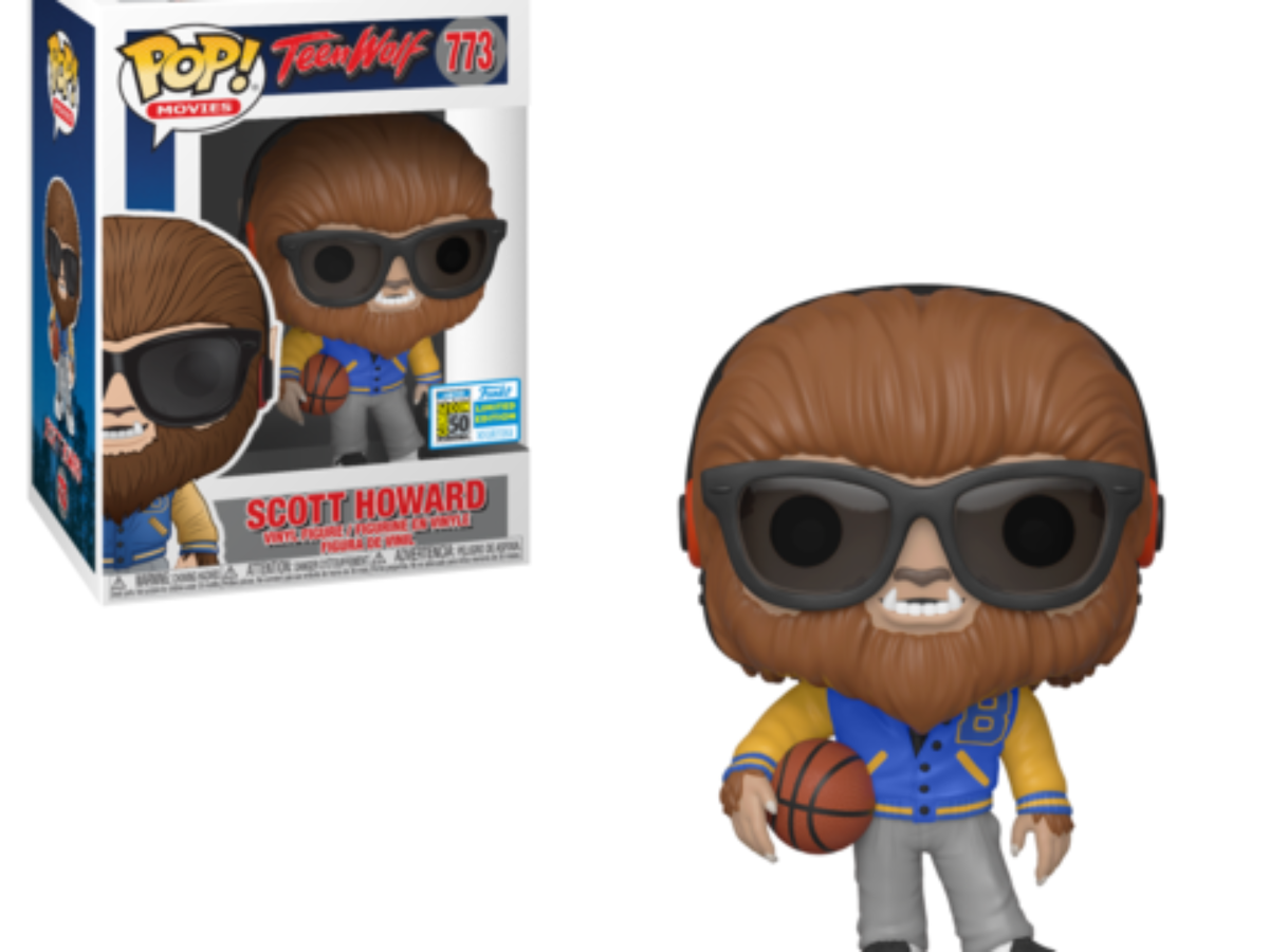 Funko SDCC 2019 Exclusives Round 2: Movies, Harry Potter, Anime, Big