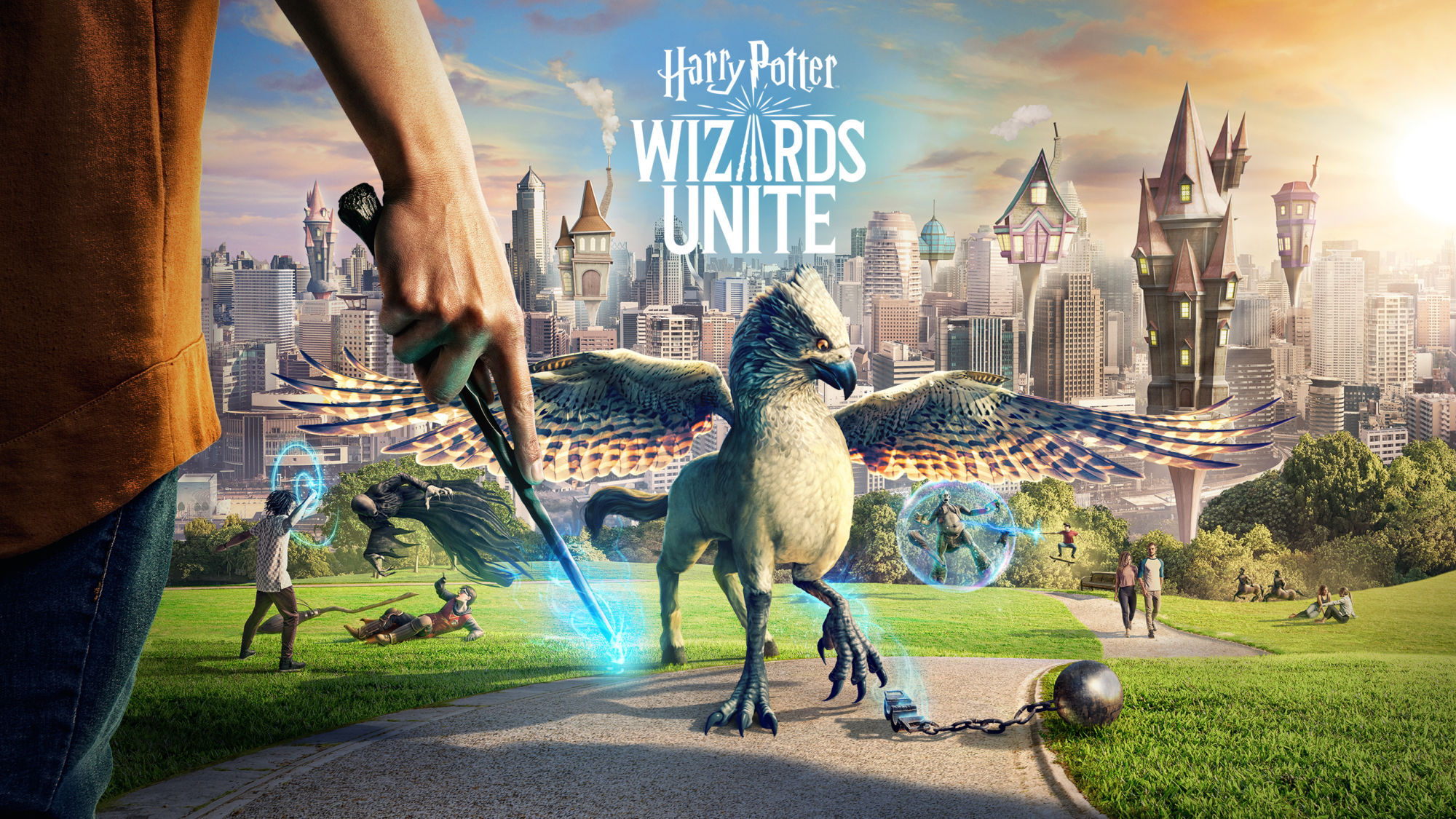 """""""Harry Potter: Wizards Unite"""" Receievs A New Update With Added Content"""