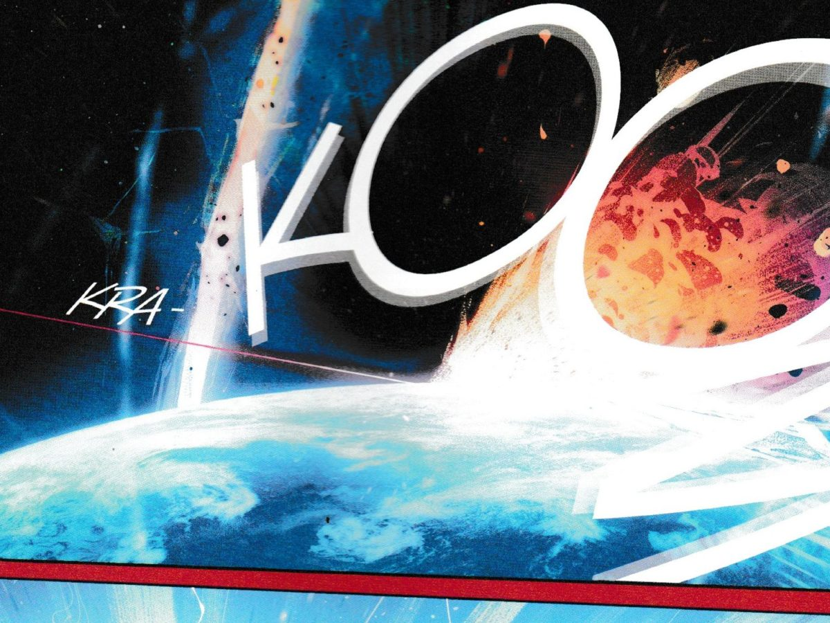Is This Superman's Biggest Punch Ever? Justice League #25 Spoilers