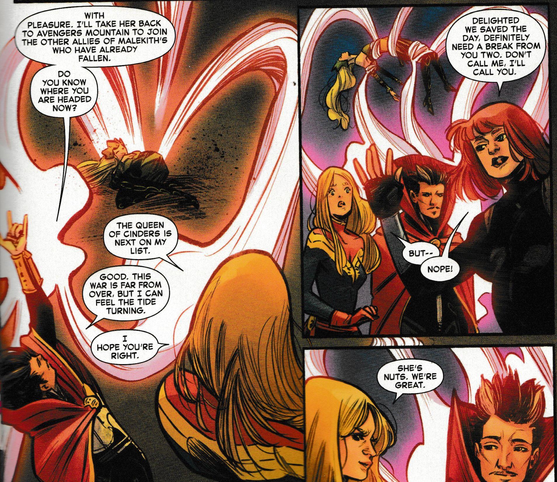 Could Carol Danvers Revisit a Famous Captain Mar-Vell Story (Captain Marvel #7 Spoilers)