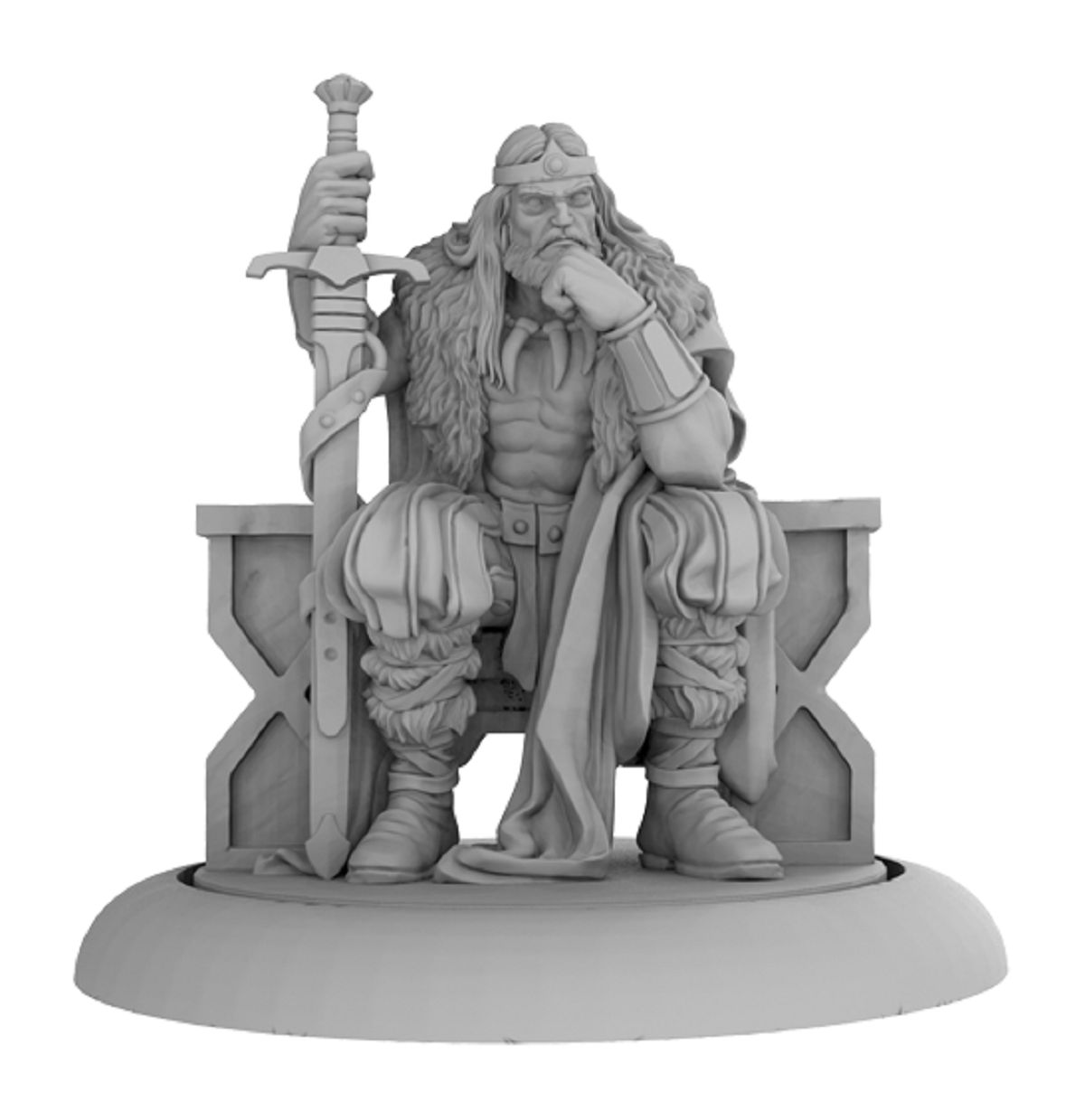 Privateer Press Announces Robert E. Howard Mini Crate Series