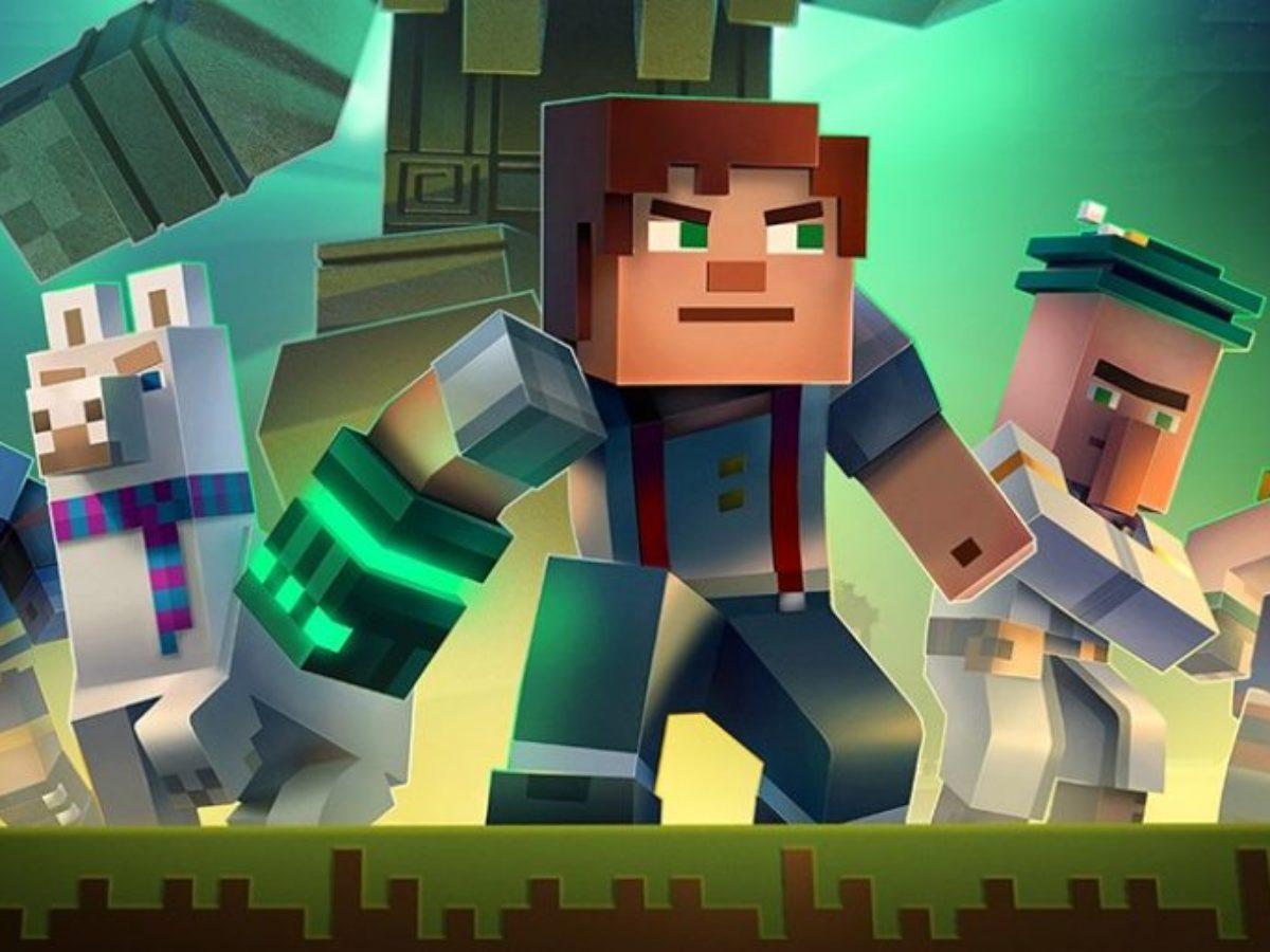 Minecraft Story Mode Will Be Taken Offline In Late June