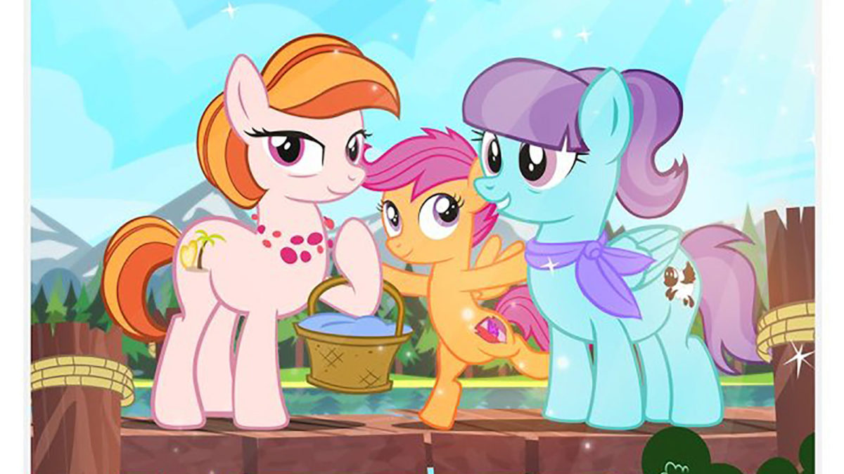 My Little Pony Friendship Is Magic Introduces Scootaloo S Lesbian Aunts Published on dec 14th, 2013, 12/14/13 2:51 pm. my little pony friendship is magic