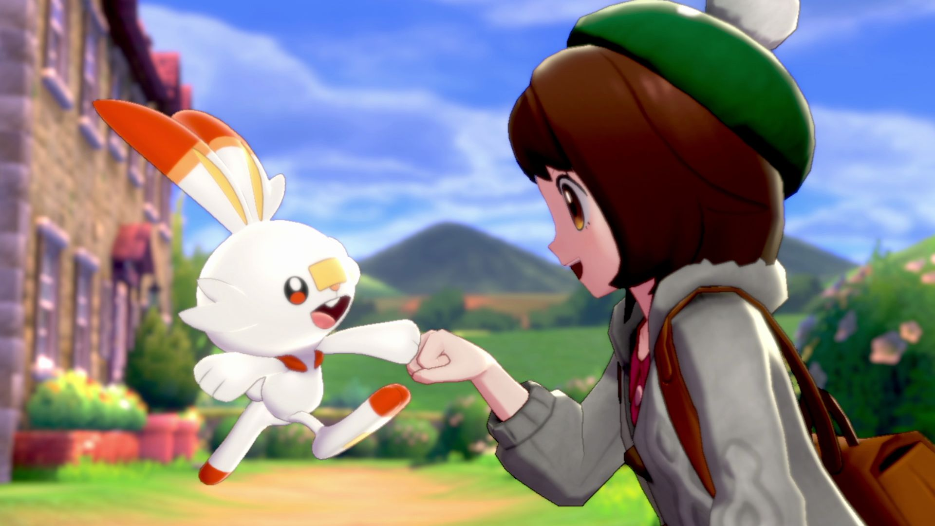 """New """"Pokémon Sword & Shield"""" Footage Shows The First Town"""