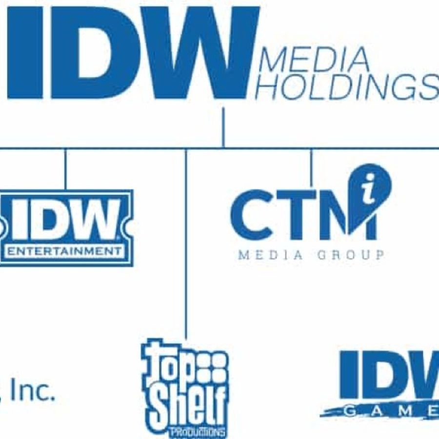 IDW Loses Another $3 7 Million, $1 6 Million from Publishing