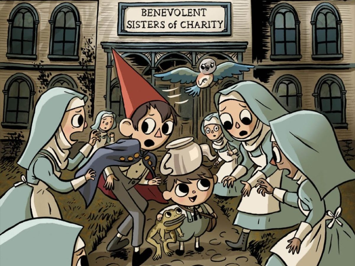 Boom Announces Another Over The Garden Wall Ogn For 2020