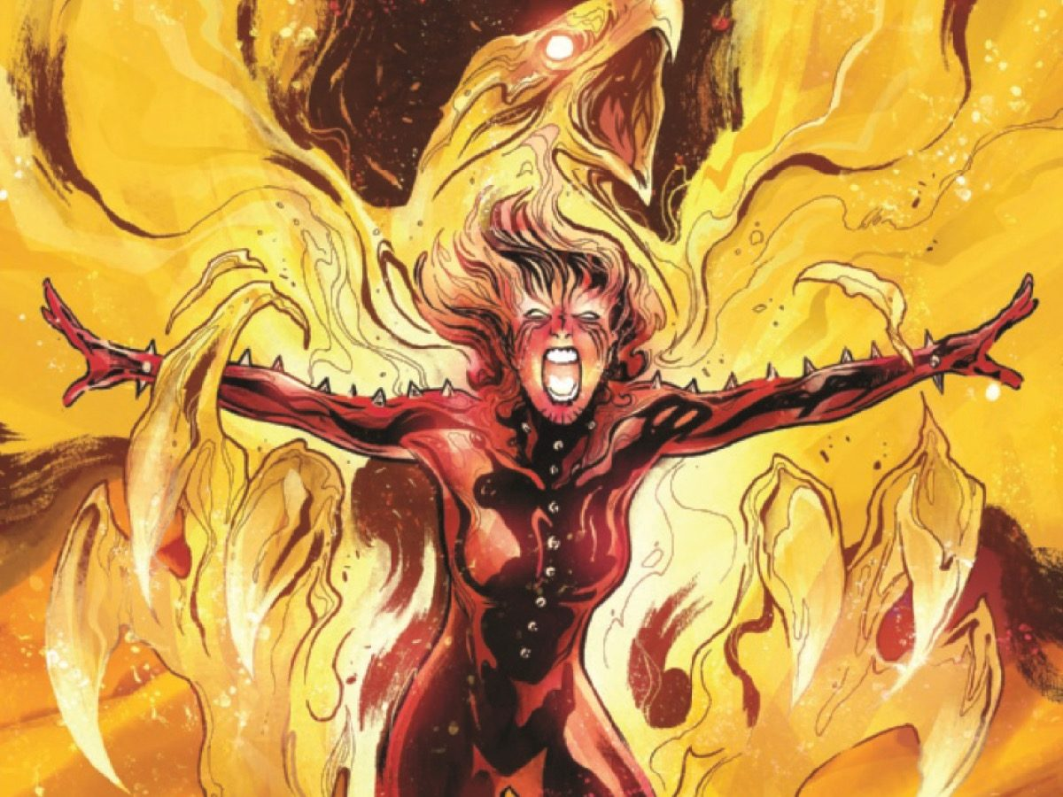 6//12//19 OF 5 AGE OF X-MAN MARVELOUS X-MEN #5
