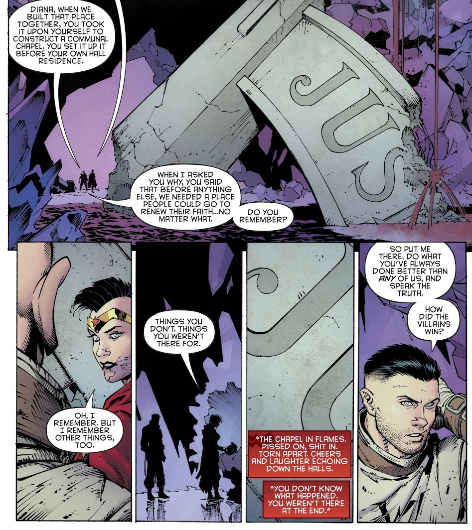 Scott Snyder, DC Comics and the Dangers Of Populism