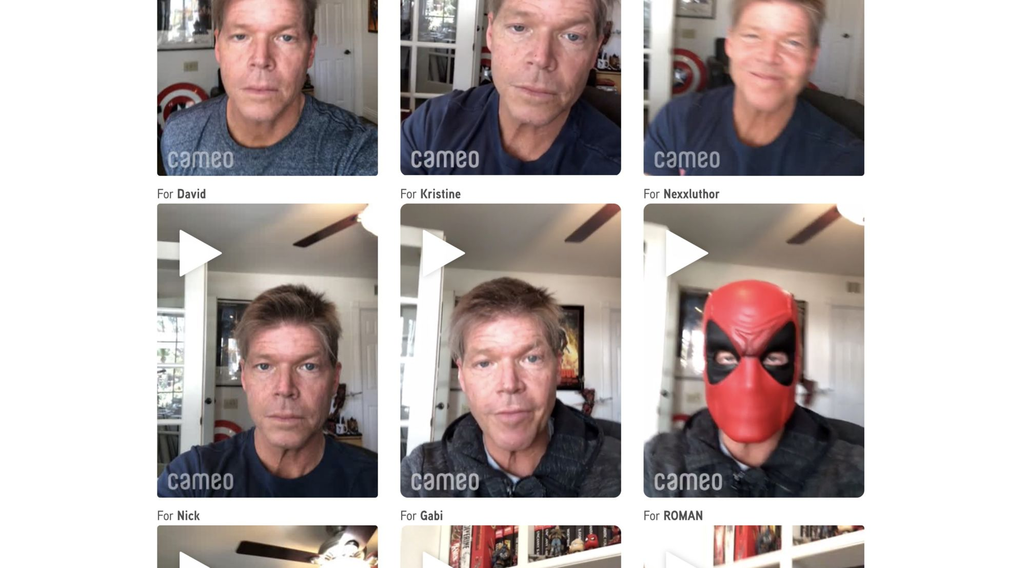 Rob Liefeld's Cameo Videos are the Best Thing on the Internet