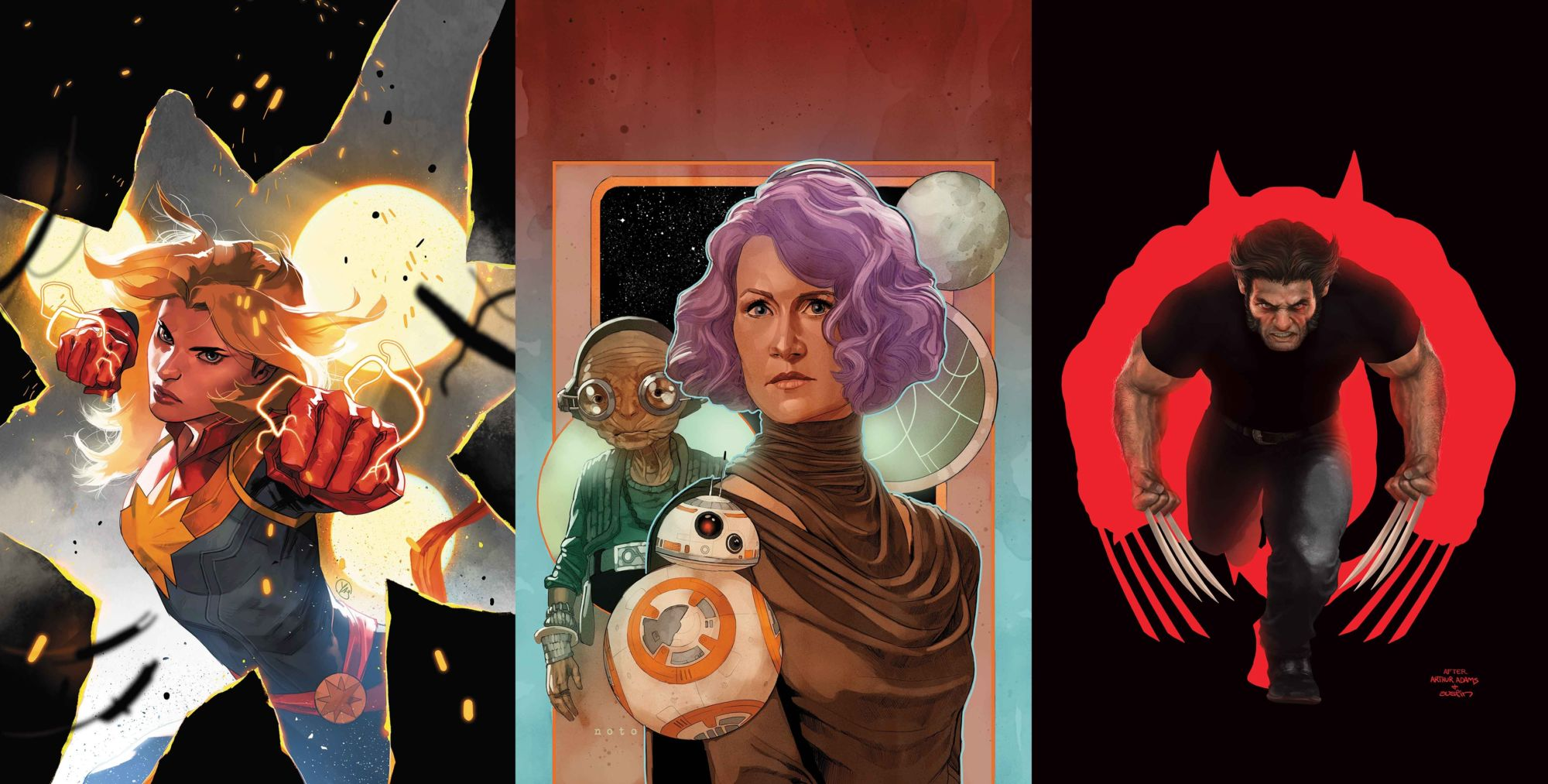 Marvel Ch-Ch-Changes - Star Wars, Fearless and MCP...