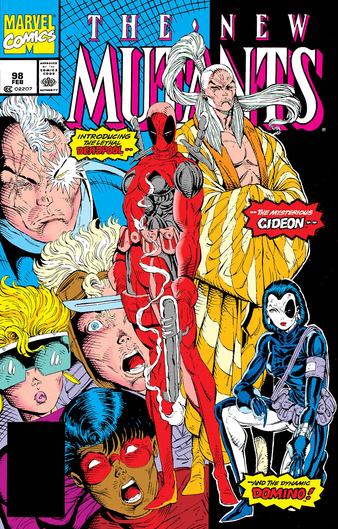 Now Rob Liefeld Will Not Sign New Mutants #98 Facsimile Editions