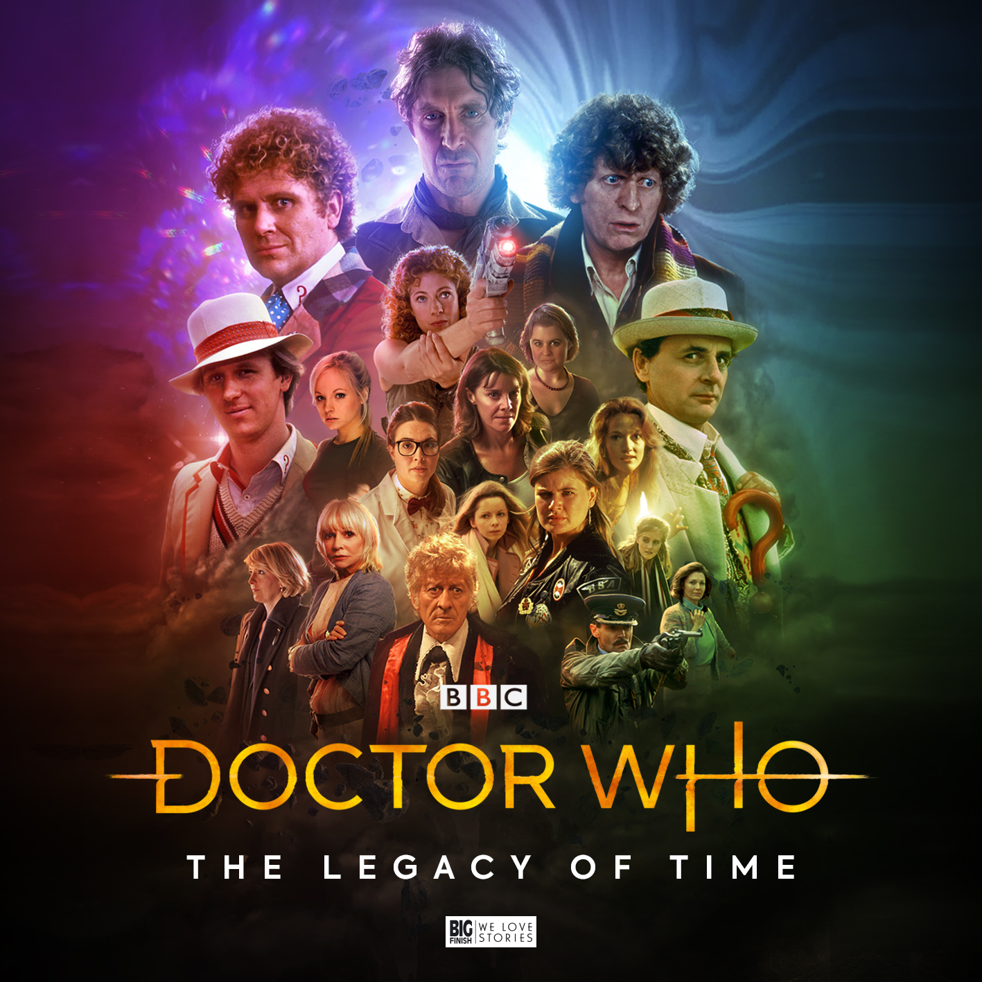 """Doctor Who"": Big Finish Celebrates 20 Years of Audio Dramas with 20 Hour Livestream [TRAILER]"