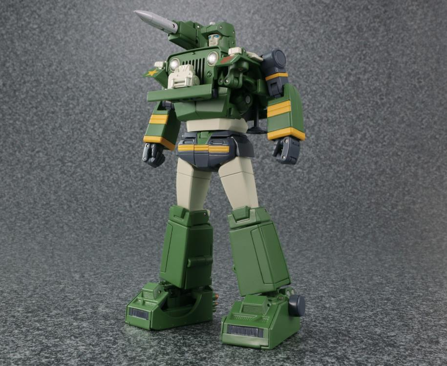 Transformers Masterpiece MP-47 Hound Available to Preorder