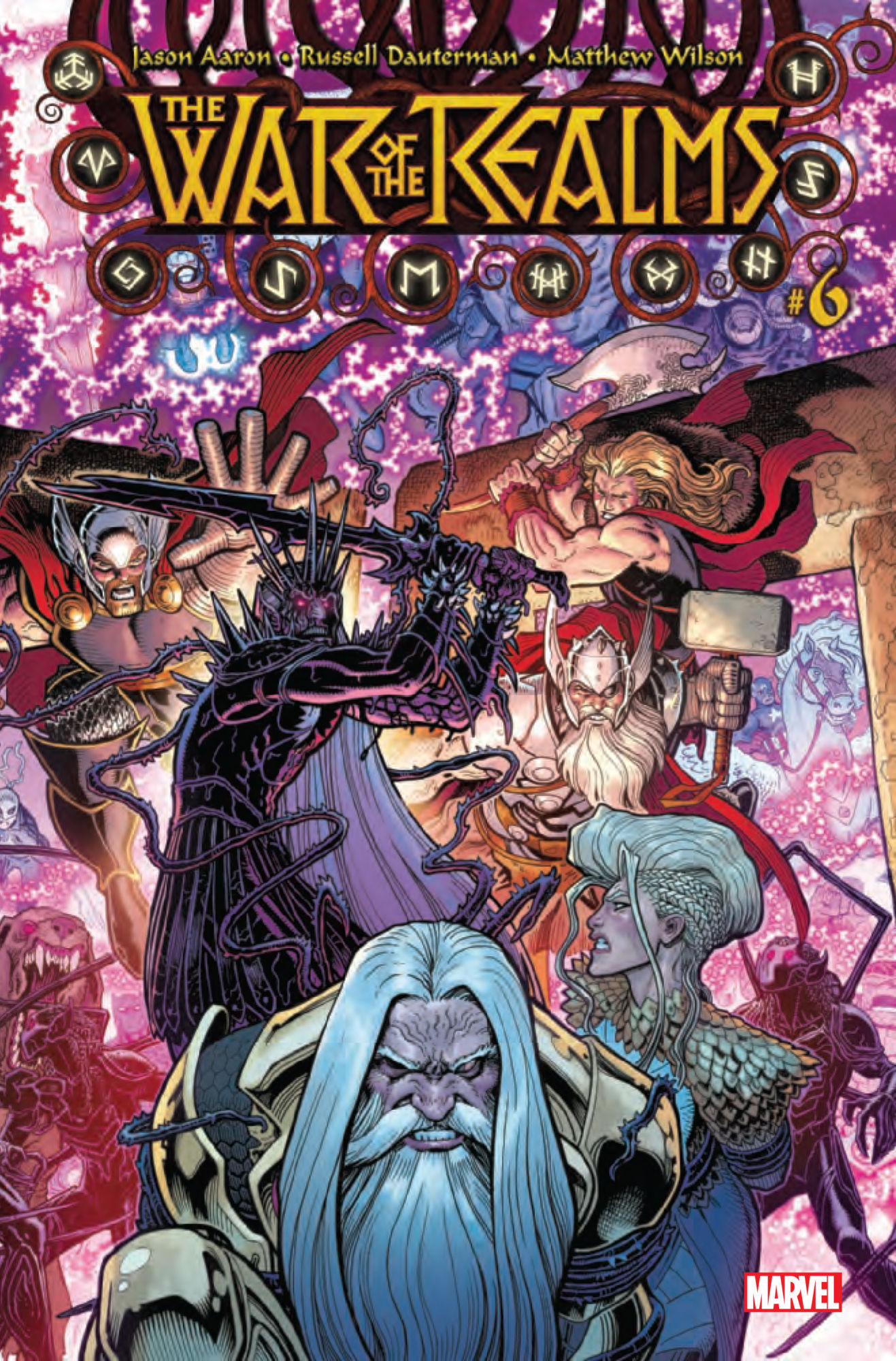 The Ultimate Spoilers for War of the Realms #6 (Preview)