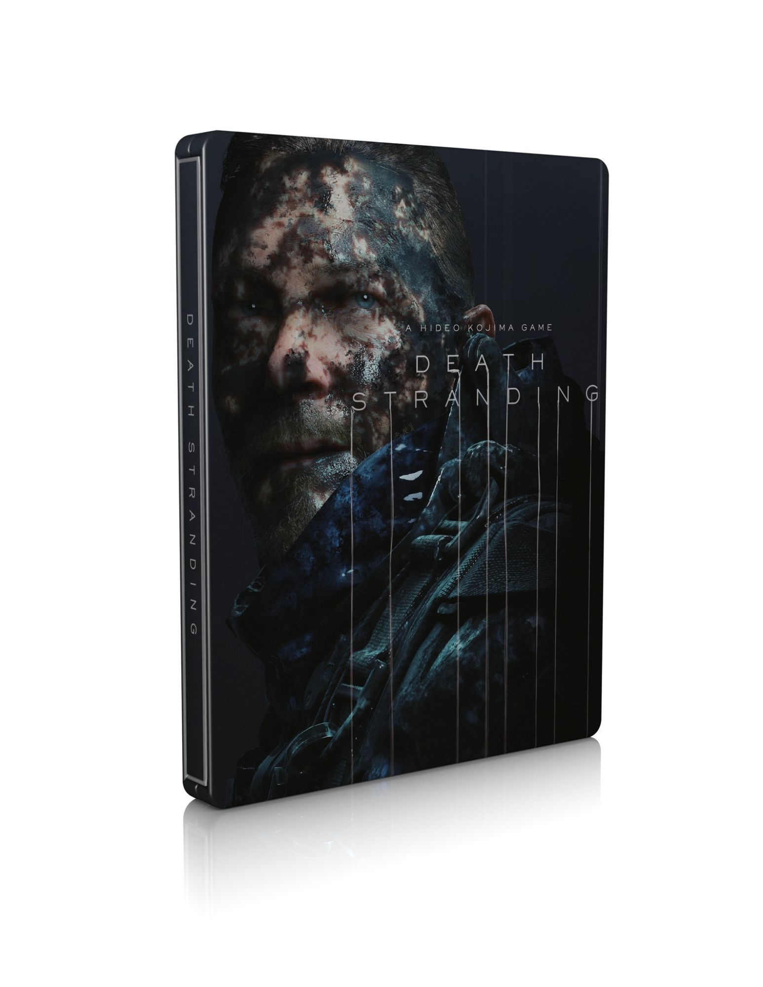 "The Box Art For ""Death Stranding"" Revealed At SDCC 2019"