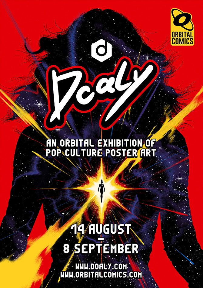 Things To Do In London If You Like Comics in August 2019