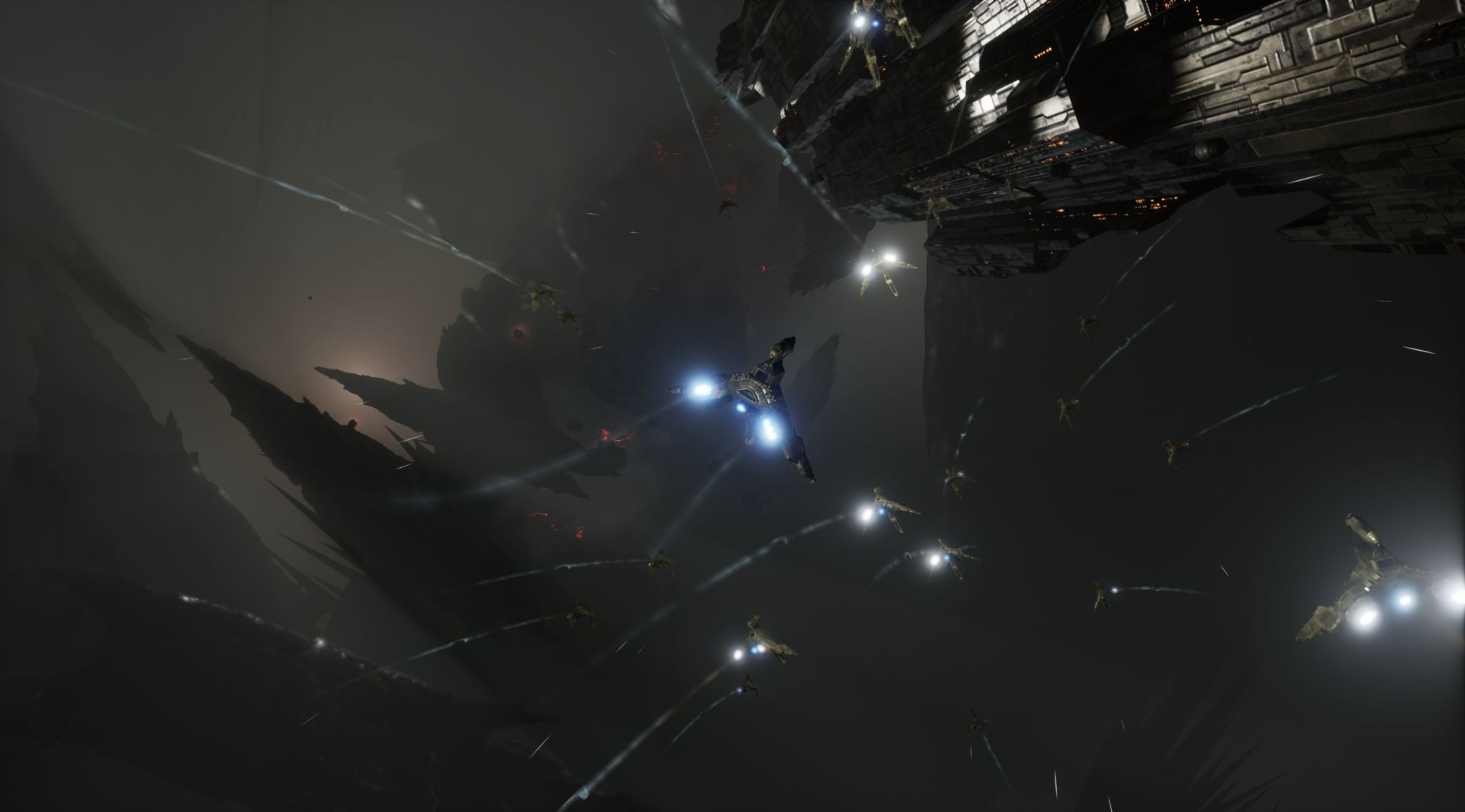 "CCP Games and Hadean Reveal ""EVE Online"" Aether Wars: Phase Two"