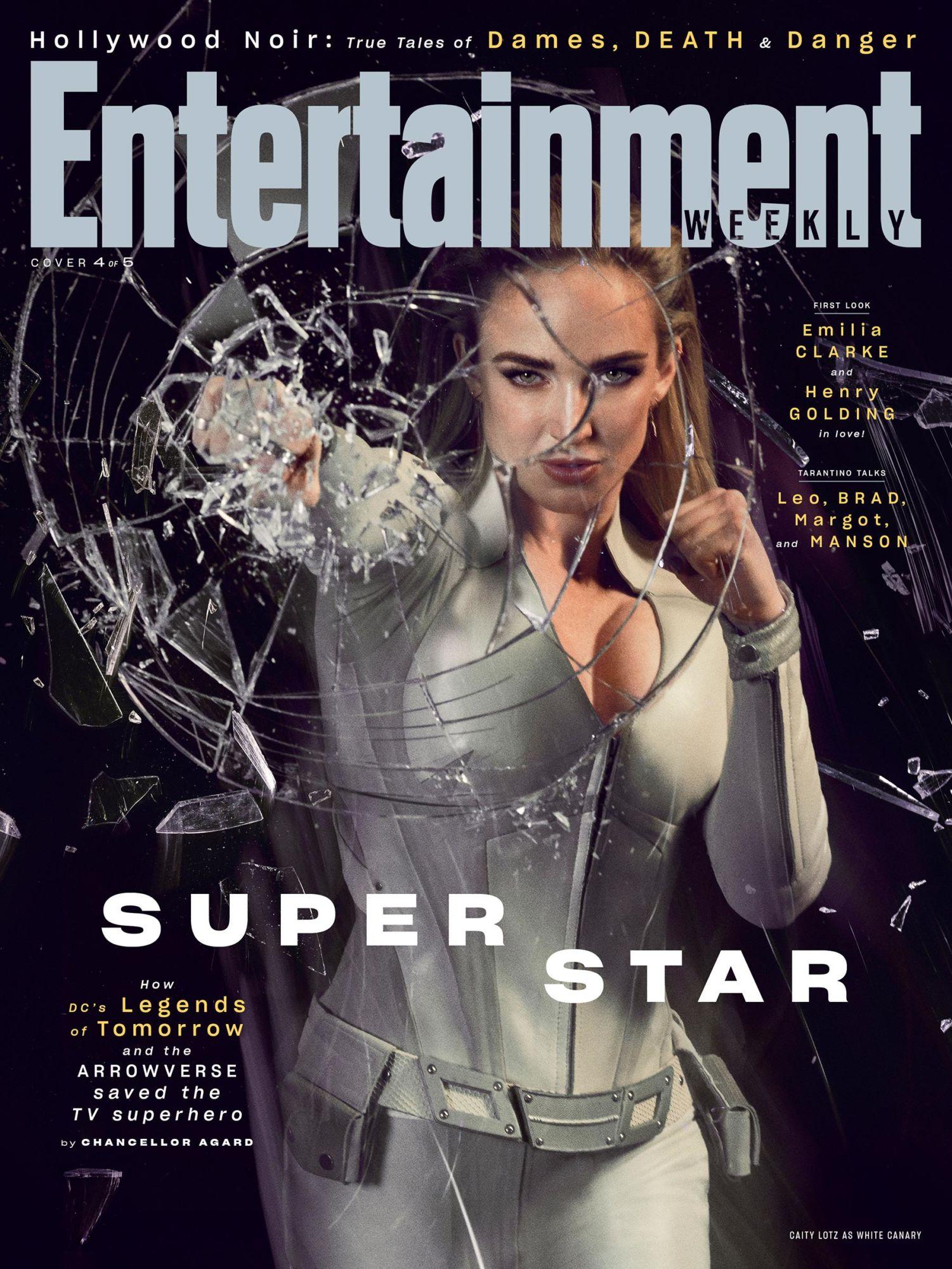Legends of Tomorrow Season 5: Sara Gets a New Super Power