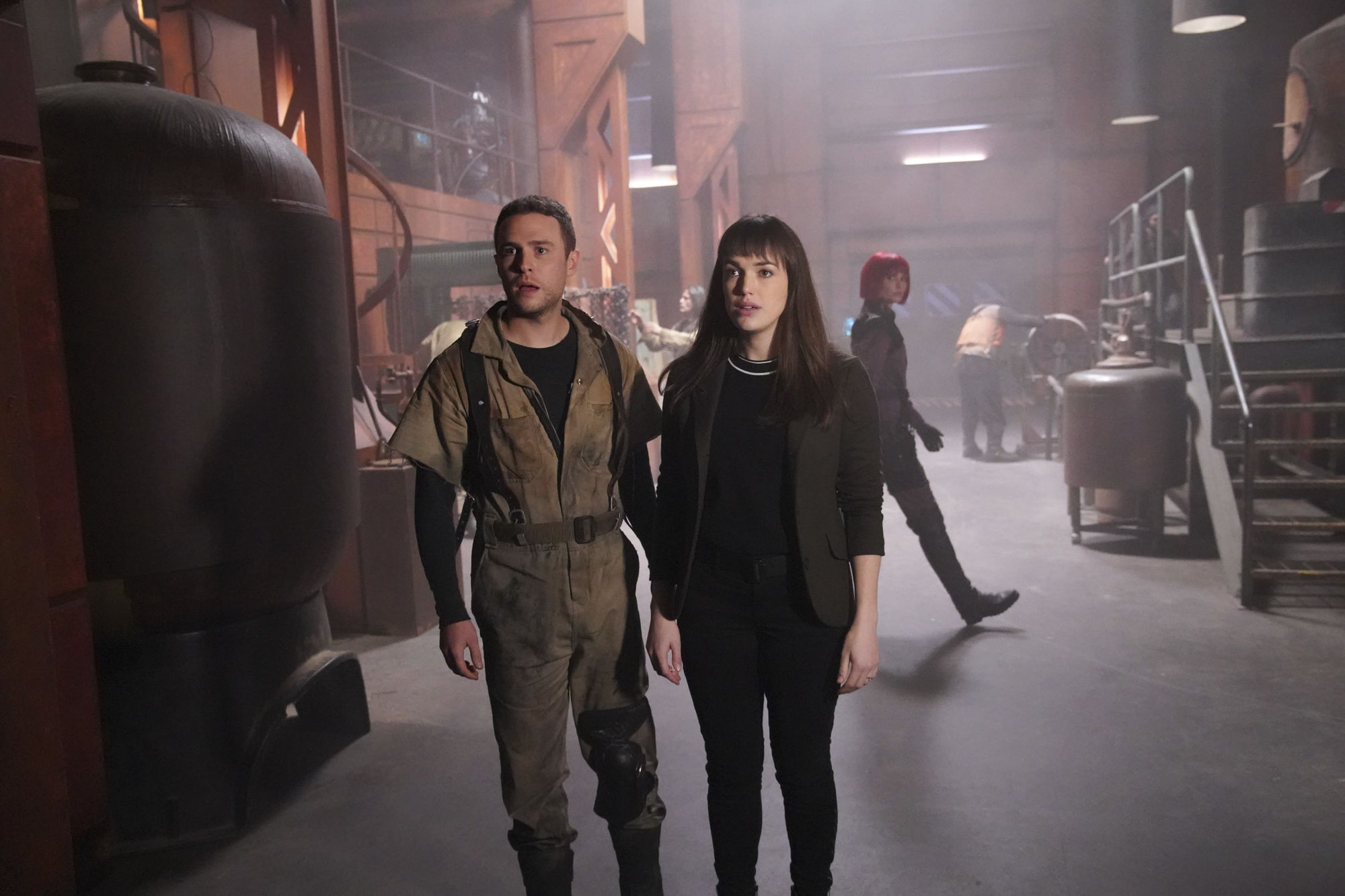 Marvel's Agents of S H I E L D