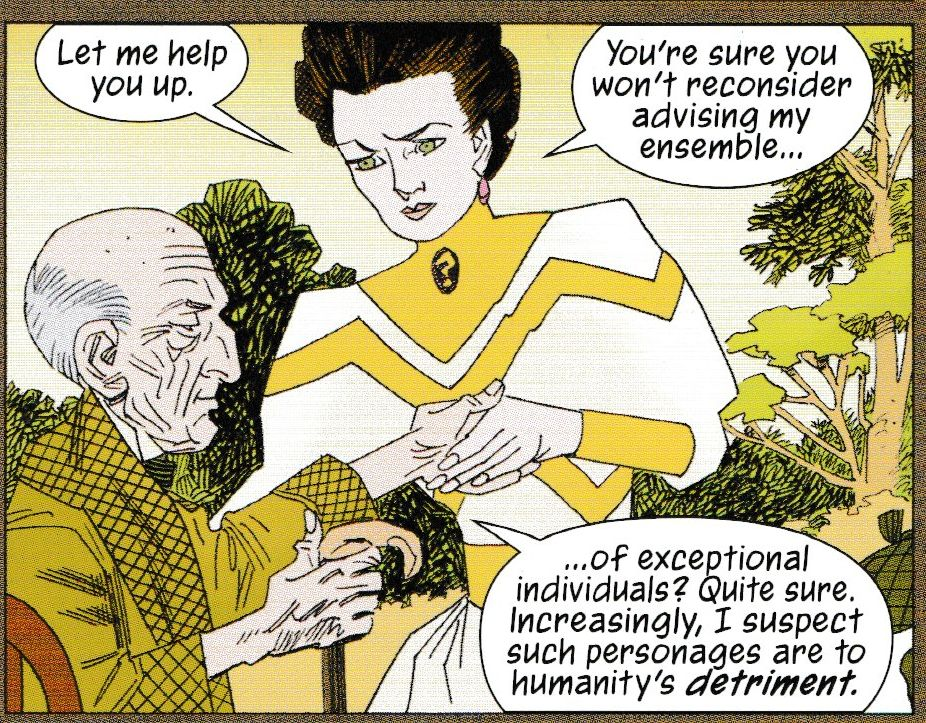 7 Favourite Moments in the Final League of Extraordinary Gentlemen Comic - and One That May Enrage James Bond Fans