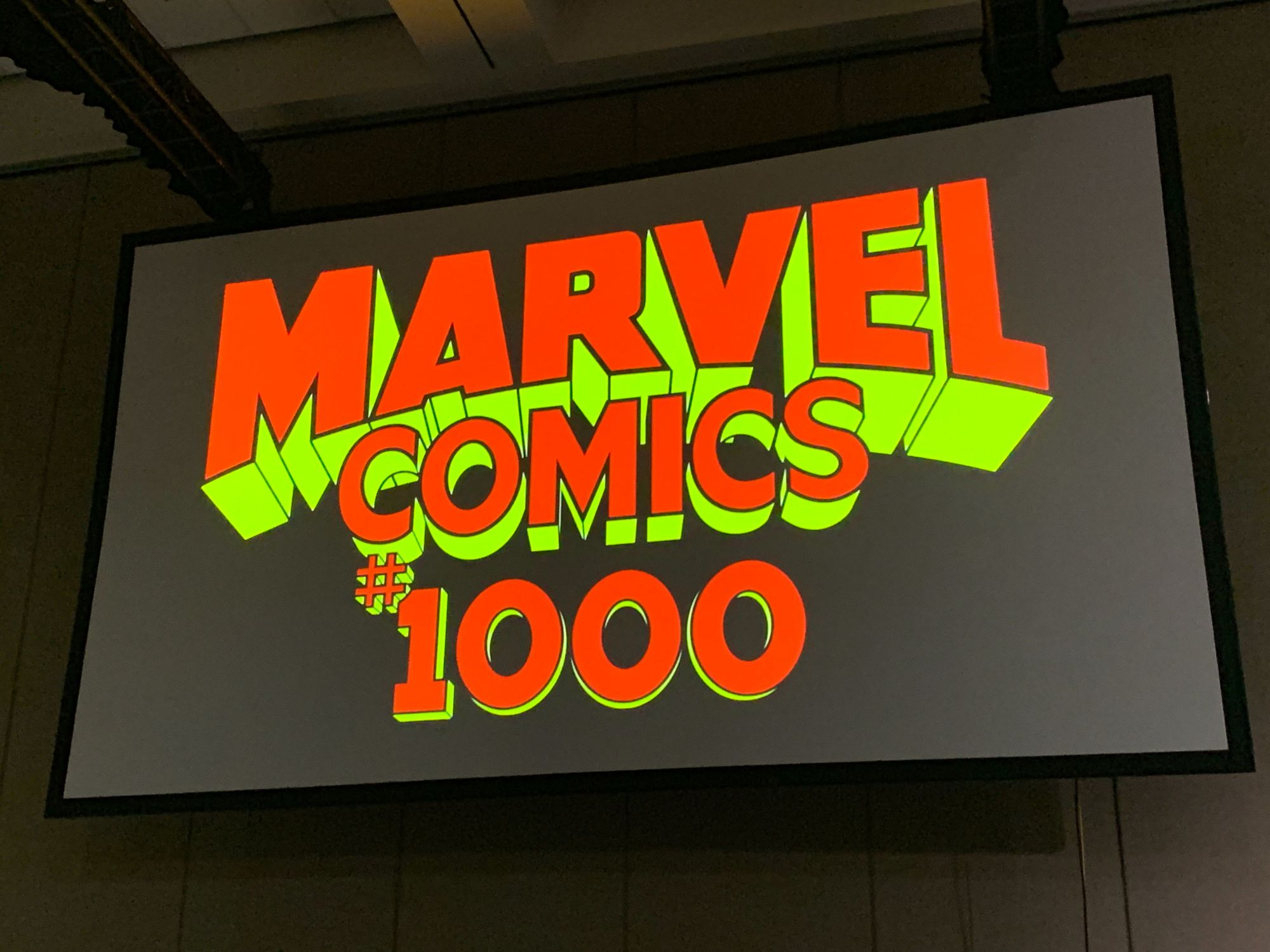 Six More Teams Confirmed For Marvel Comics #1000 Include Jonathan Hickman, Priest, Ryan North, Brian Stelfreeze and Steve Rude