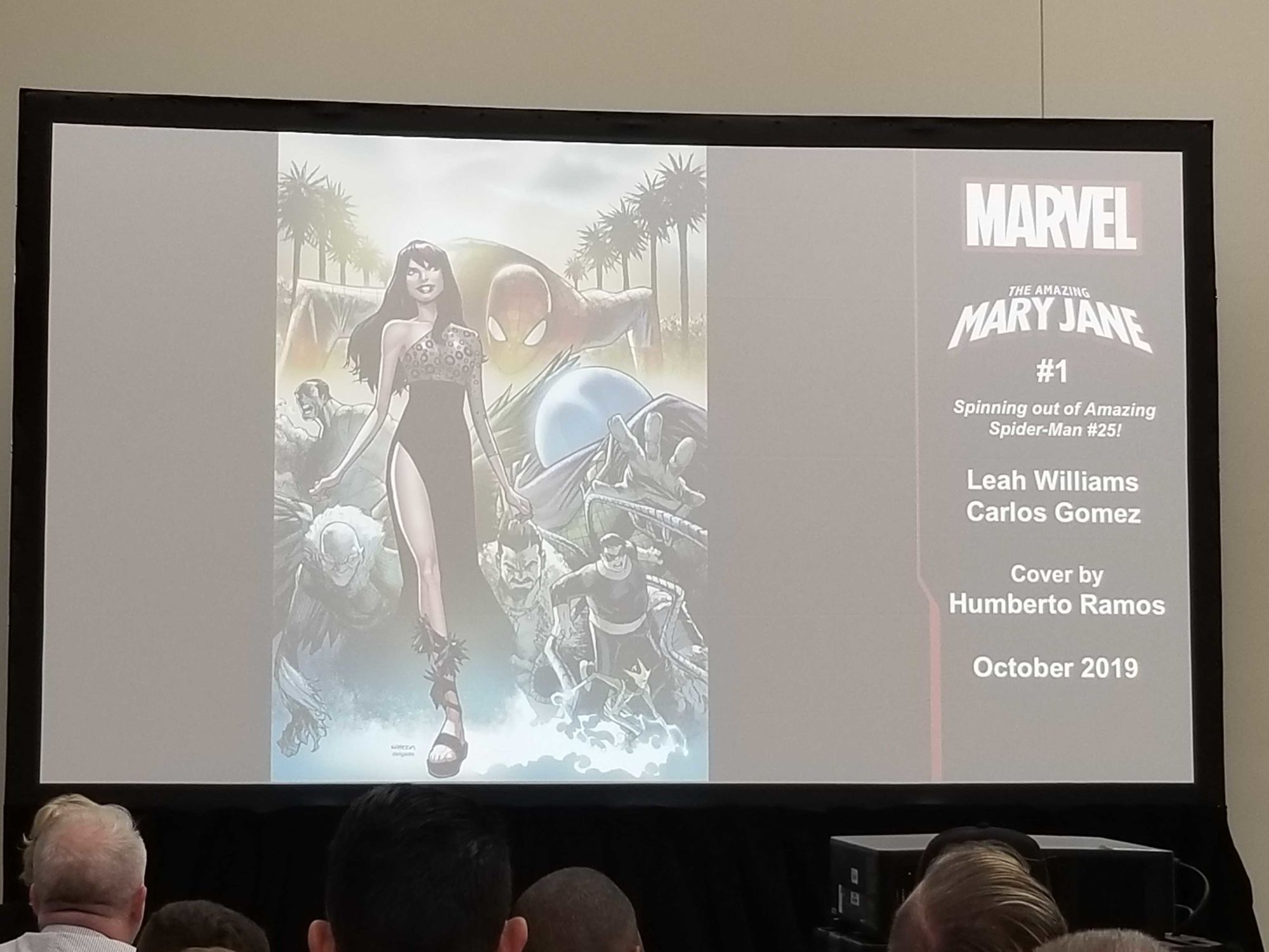 Marvel to Publish The Amazing Mary Jane Comic From Leah Williams and Carlos Gomez