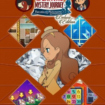 A Deluxe Edition Of Laytons Mystery Journey Is Coming in November