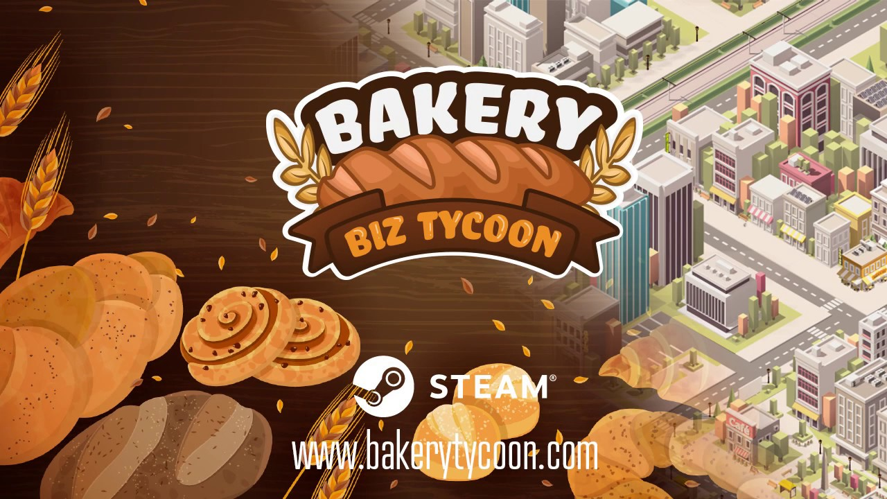 """Bakery Biz Tycoon"" Is Headed To Steam Early Access In The Fall"