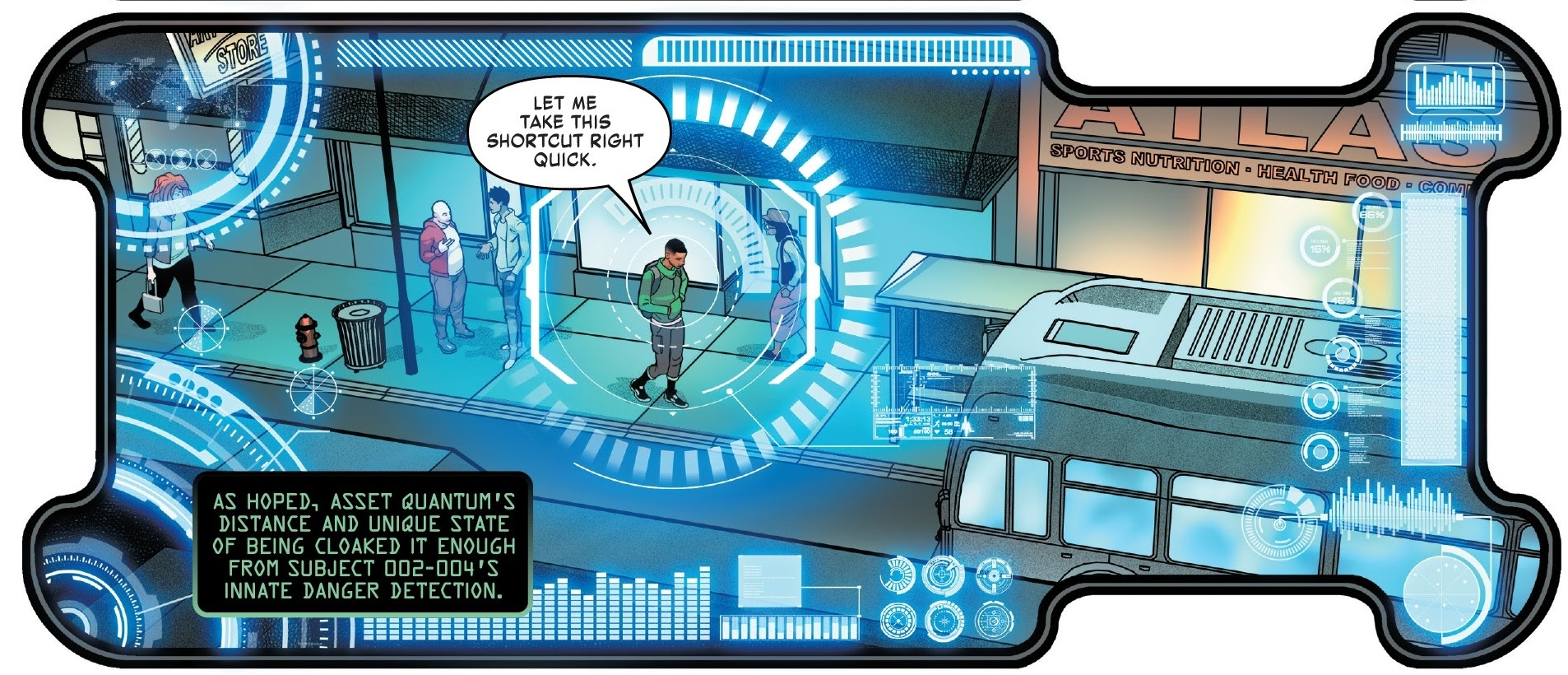 Asset Quantum - Will He Be Marvel's Boba Fett or Snake-Eyes?