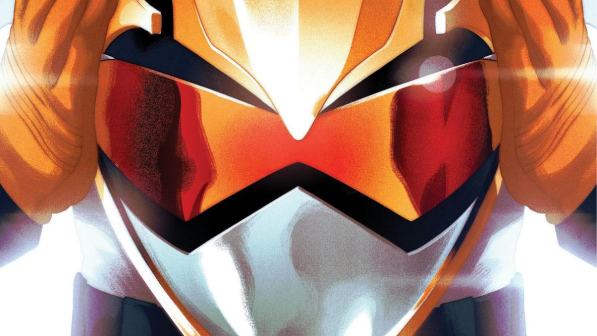 Comic-Extraheft von Hasbro Power Rangers Nr 3//20