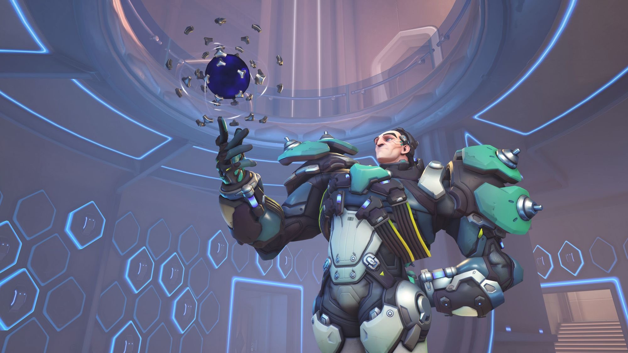 "Sigma Officially Added To The ""Overwatch"" PTR Serv"