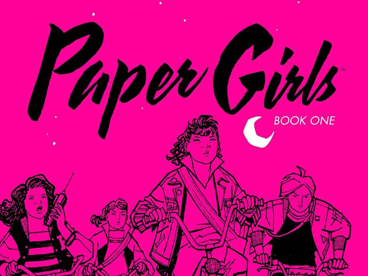 """Paper Girls"" Ordered to Series By Amazon Studios"