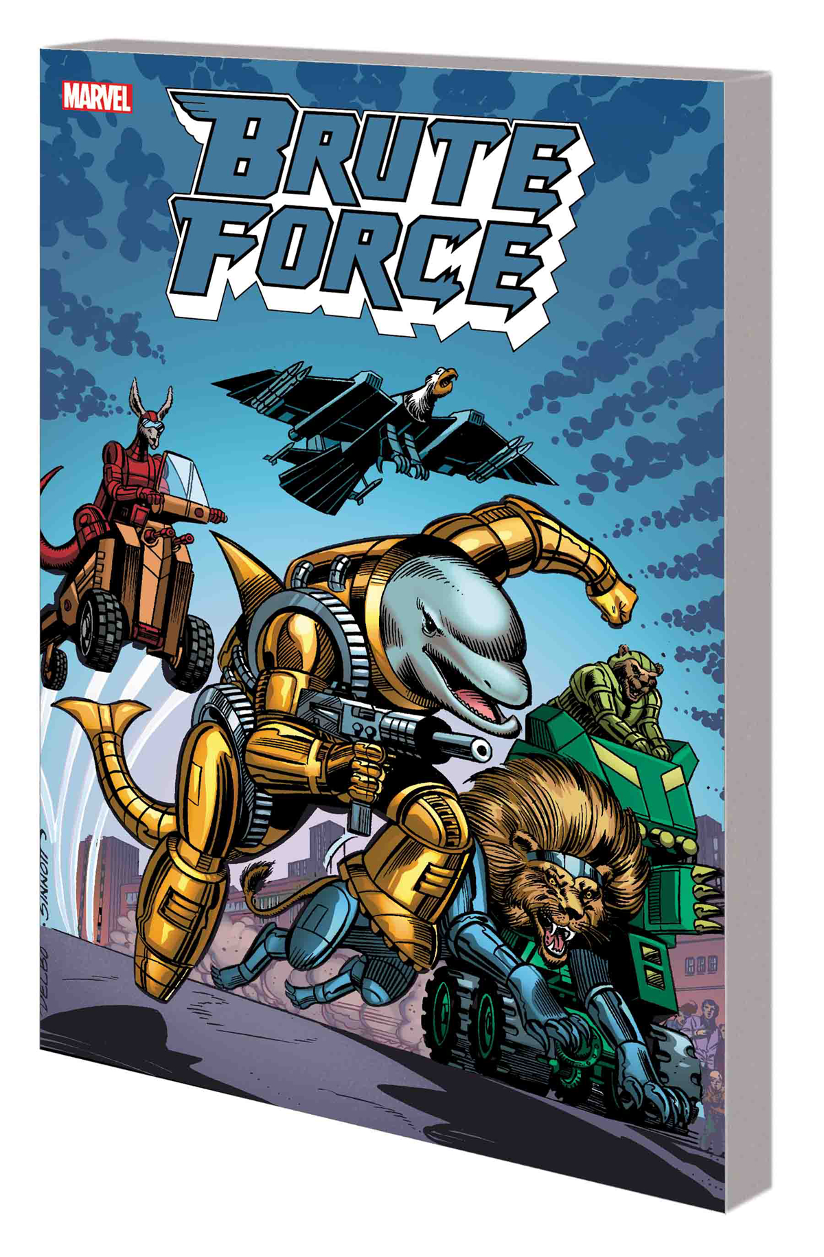 Marvel Makes Brute Force, Venom, Luke Cage, Man-Thing Part of Weapon Plus as Sequel Announced (Spoilers)