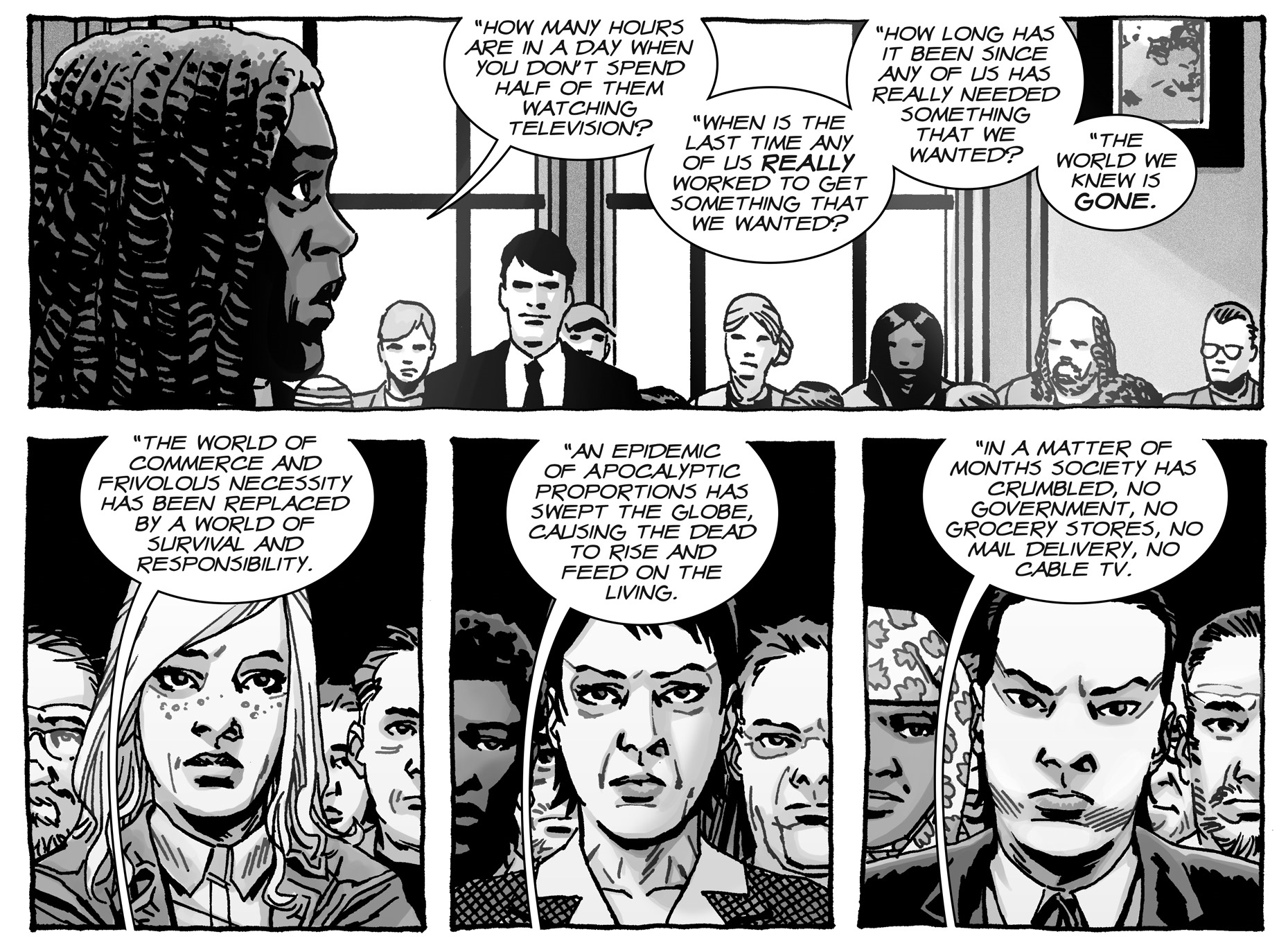 Bleeding Cool Bestseller List, 7th July 2019 – The Walking Dead Tops The Charts For The Very Last Time