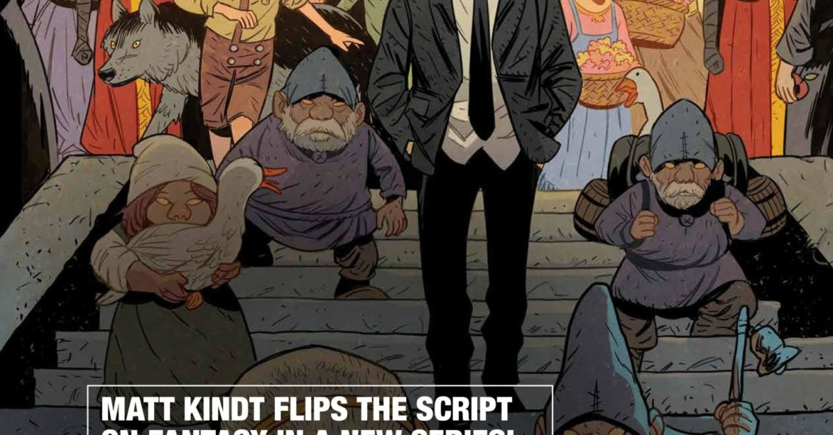 Folklords, The Magicians, B.B. Free and Hartbeat Launch in Boom Studios' November 2019 Solicitations