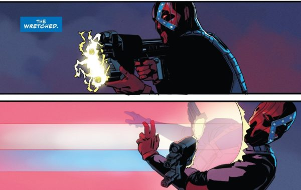Captain America Heading For a New #1 in 2020