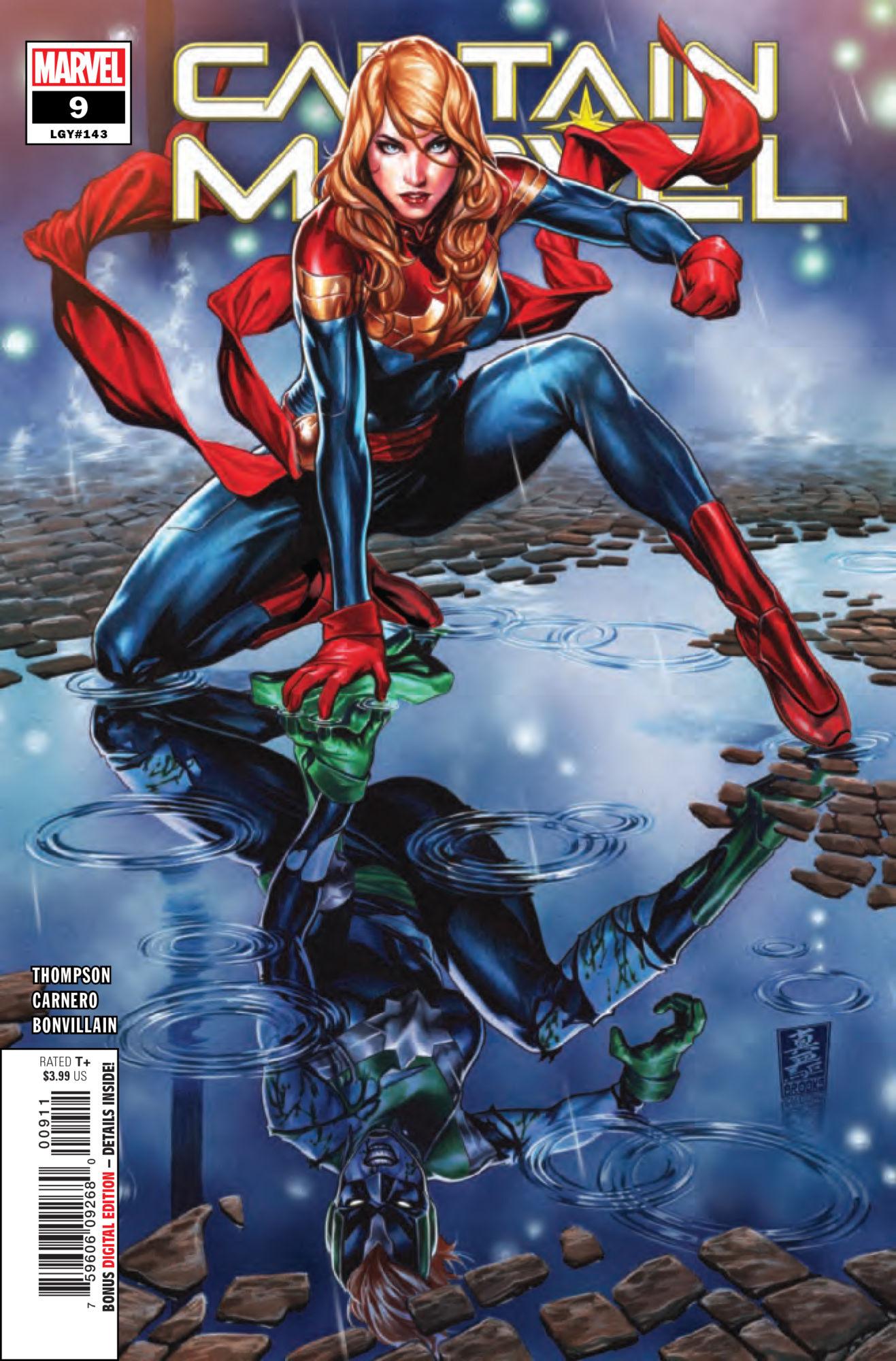 Captain Marvel #9