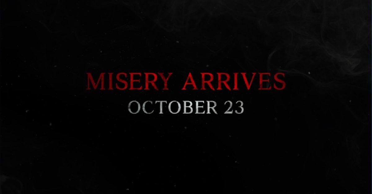 """Castle Rock"" Season 2: ""Misery"" Loves Company This October [TEASER]"
