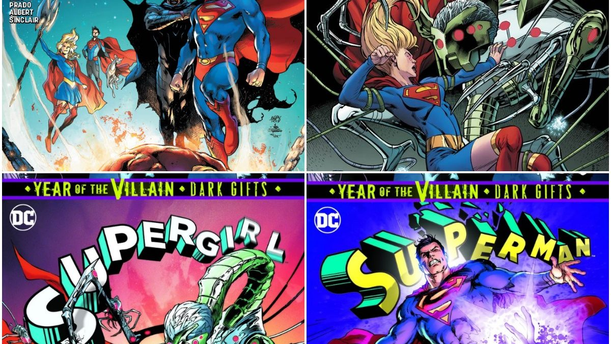 """Comic Stores Told to Destroy All Copies of Next Week's """"Superman"""