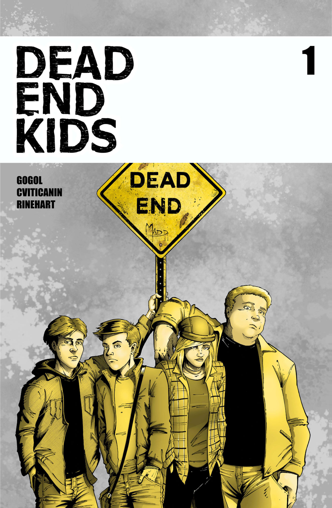 Dead End Kids #1 Goes to Second Print, #2 Sells Out Ahead of Release