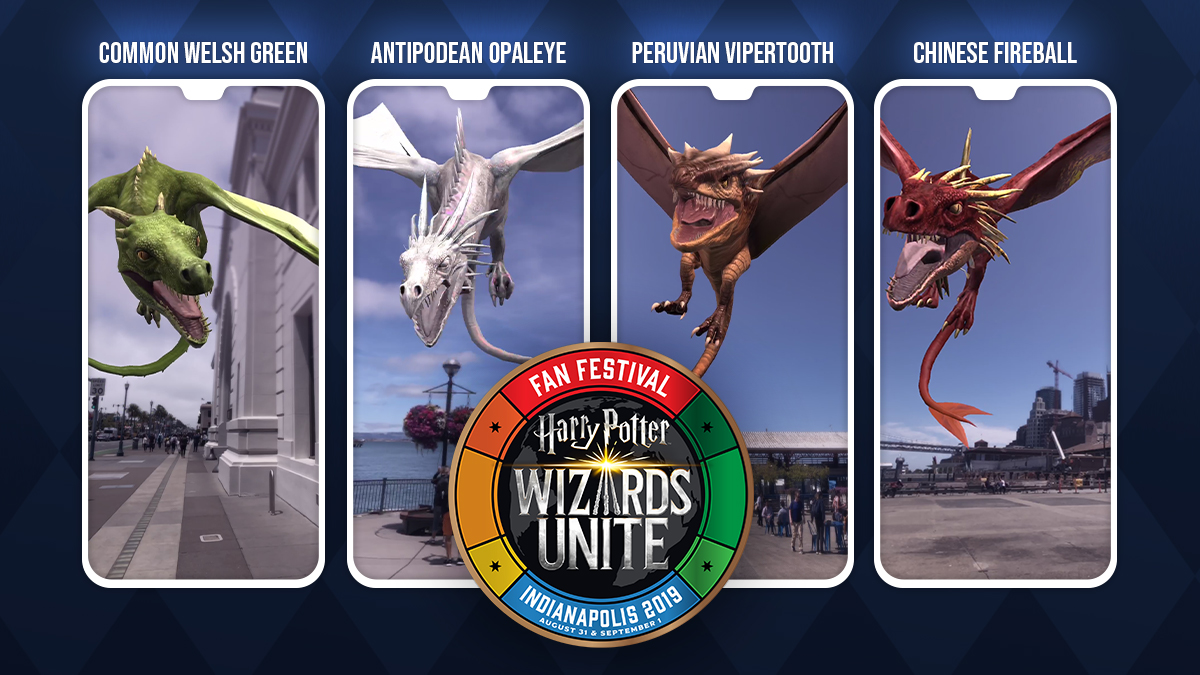 "More Details Come About About ""Harry Potter: Wizards Unite"" Fan Fest"