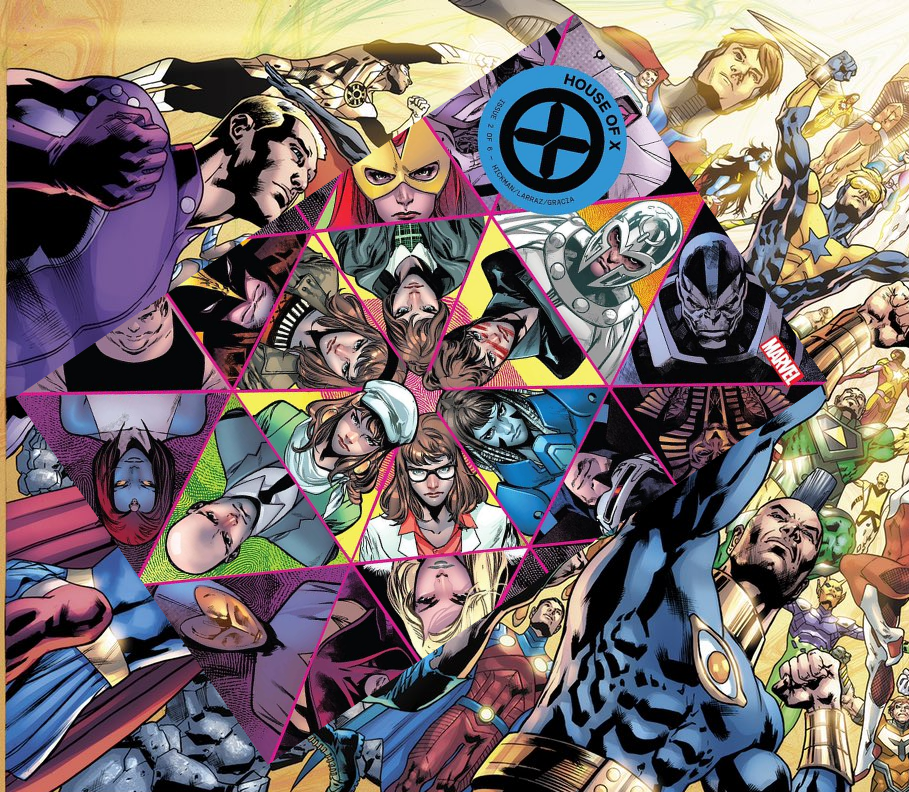 What If... DC Comics' Legion and 5G Were Planning a Similar Story to House Of X?