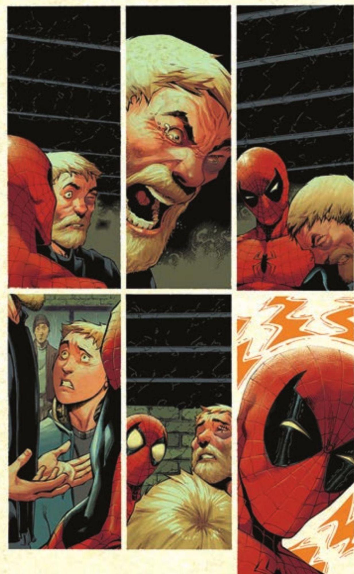 Will Absolute Carnage Make Deadpool's Secret Secret Wars #1 Canon?