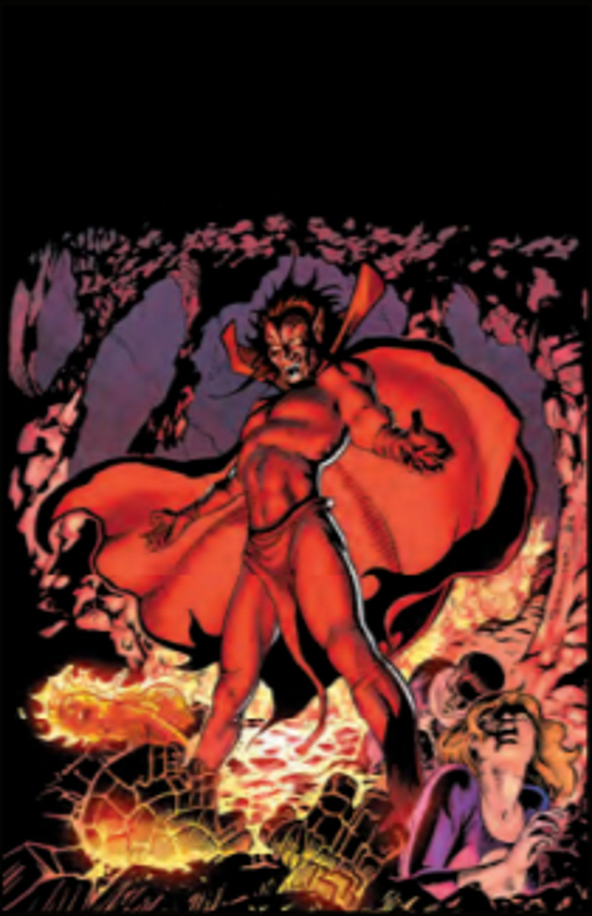 Speak of the Devil - Is This Marvel Confirming Big Mephisto Plans?