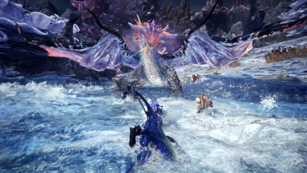 "Two New Updates Are Coming To ""Monster Hunter World: Iceborne"""