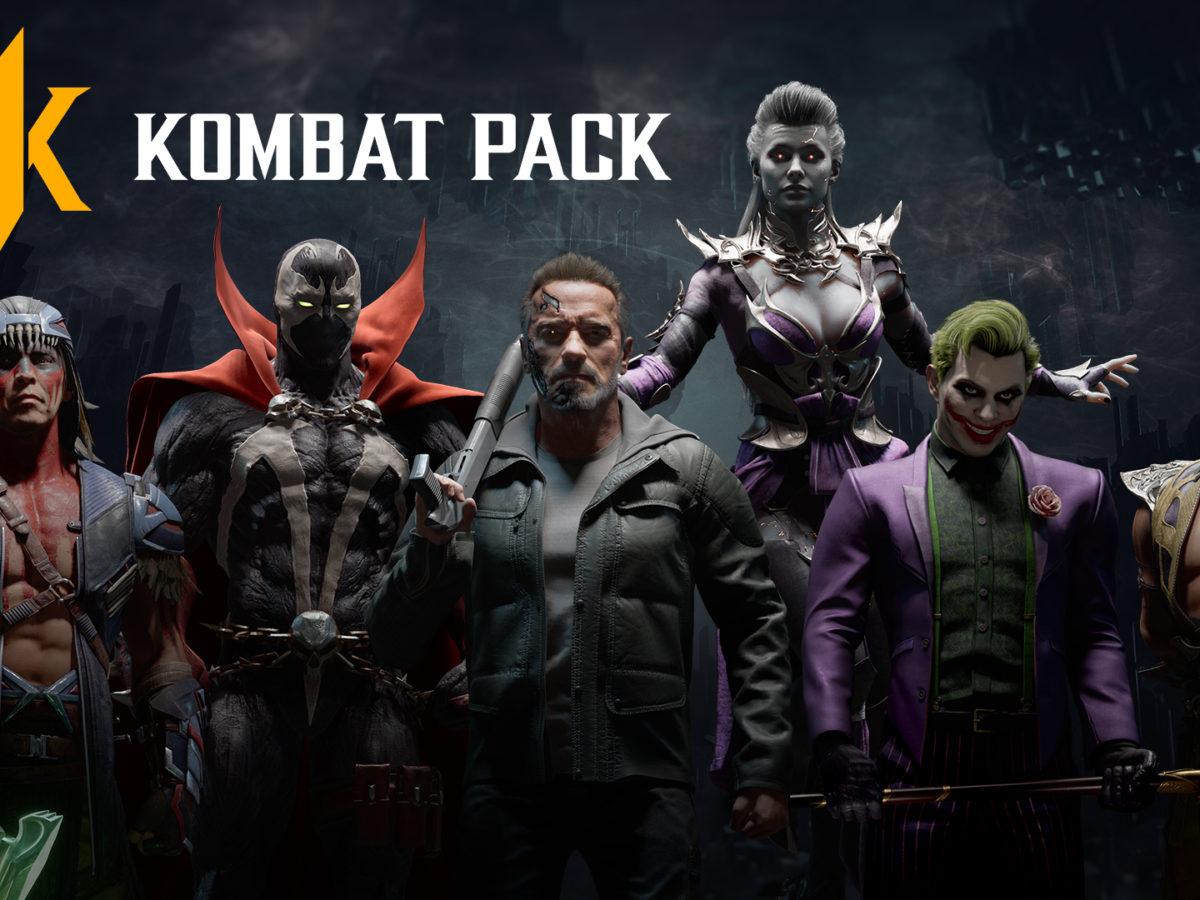 mortal kombat 11 all characters list