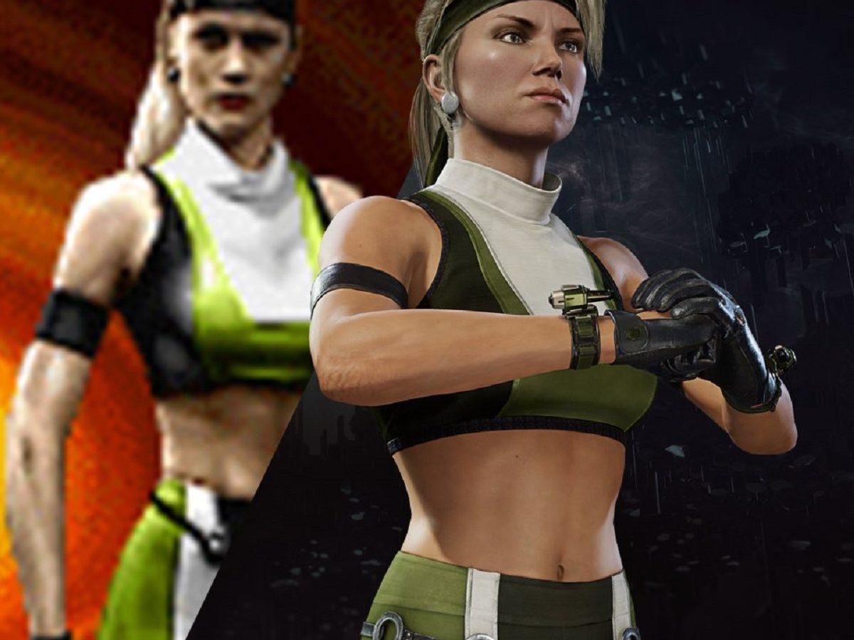 Mortal Kombat 11 Is Bringing Back An Old Sonya Look