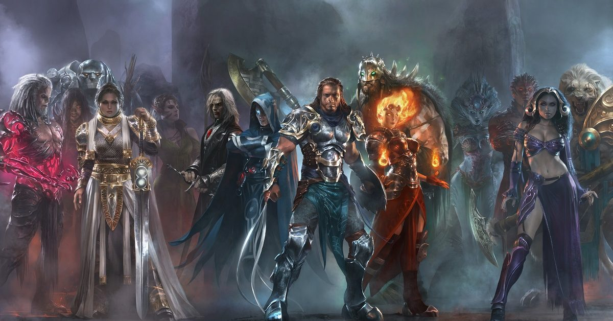 """""""Magic: The Gathering"""" Getting New Documentary Film"""
